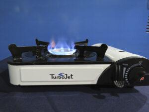 Испытания плиты TurboJet